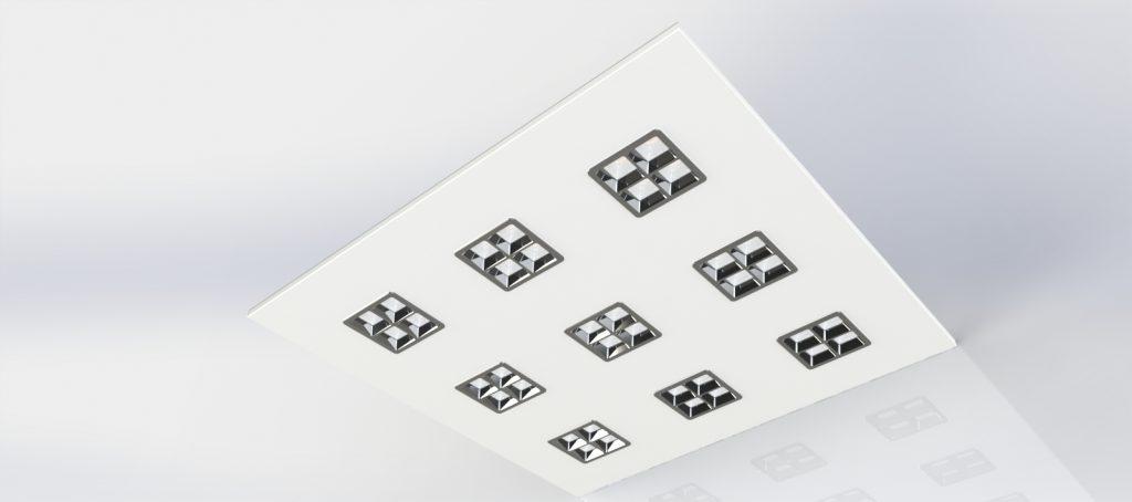 LKP14 - Design LED Panel A Module Image